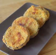 Peynirli Çıtır Patlıcan | KesifKöşesi