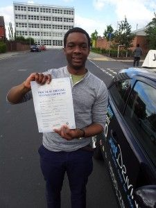Congratulations to Chris - http://ultimatedriving.co.uk/congratulations-chris/