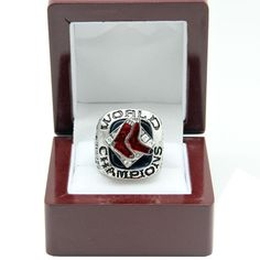 Boston Red Sox 2007 MLB World Series Championship Ring - Baseball
