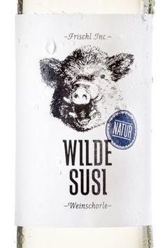 Genau das richtige für mich! ;) Wilde Susi - Weinschorle.