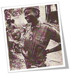 """(1943-1973) Ernestina """"Titina"""" Sila was a revolutionary leader in the national liberation struggle of Guinea-Bissau and Cape Verde, mother, nurse, militant, murdered by Portuguese colonialists on her way to the funeral of her assassinated leader, Amilcar Cabral, the founder of PAIGC. Her spirit lives on!!"""
