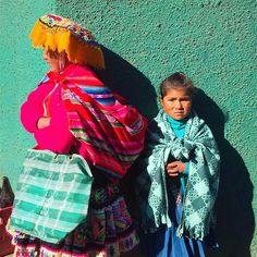 Vibrant colours, stark shadows and rich textures make portraits pop in Peru's Lamay district © MaSovaida Morgan / Lonely Planet