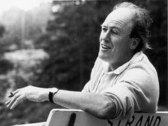 The Time Roald Dahl Helped Invent A Cerebral Shunt