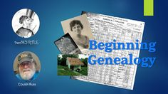 DearMYRTLE's Genealogy Blog: Just starting out? Here are Ol' Myrt's suggestions