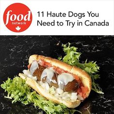 from @johnnyksdonair  @foodnetworkca recognized Johnny K's for having one of the top sausages to try in Canada!