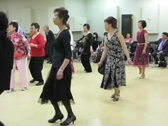 Minute Waltz Line Dance (Bill Bader) @ Scalewings NZ 2009