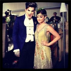 Lucy Hale - The Best Celebrity Twitpics of the Month: October 2012