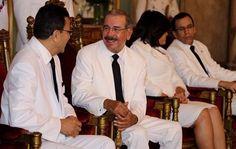 Presidente recibe cartas credenciales de cuatro nuevos embajadores