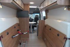 Travel-Van M600 op basis van Sprinter of Crafter