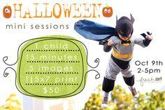 LOVE this Halloween promo. 5 Image, Mini Sessions, Work Inspiration, Business Marketing, Photography Ideas, Photo Ideas, Ads, Autumn, Studio