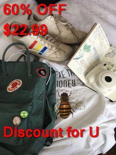 Fjallraven Kanken Backpack euequalk Aleta, Kanken Backpack, Cute Outfits, Backpacks, My Love, My Style, How To Make, Kids, Stuff To Buy