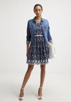 Yumi - Freizeitkleid - blue