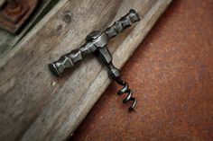 forged corkscrew