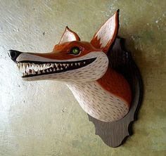 fox wall mount