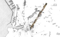 The Transcendental Piano, an urban scale acoustic strategy for Marseille, by Tom Fotheringham [2011]