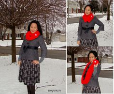 PDF Crochet Pattern Flower Stitch Infinity Scarf by jempanzee Flower Patterns, Pattern Flower, Crochet Patterns For Beginners, Everyday Outfits, Free Crochet, Infinity, Cold Shoulder Dress, Fancy, Stitch