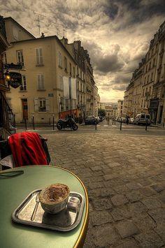 Montmartre Quarter, Paris XVIII