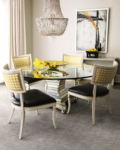 Find This Pin And More On Dream Home Erlinda Dining Table