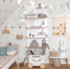 Boy And Girl Wallpaper, Kids Room Wallpaper, Wallpaper Decor, New Wallpaper, Nursery Room, Kids Bedroom, Tropical Wallpaper, Mountain Wallpaper, Inspirational Wallpapers