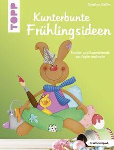 Kunterbunte Frühlingsideen   TOPP Bastelbücher online kaufen