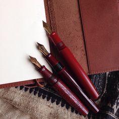 Nakaya Fountain Pens