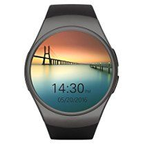 ATECKING All-in-1 Smart Watch Phones Noble Black