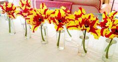 A Row of Tulips | tedkennedywatson.com