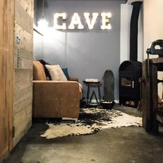 Convert Your Garage into a Man Cave - Man Cave Home Bar