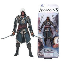 Assassin's Creed - Edward Kenway Action Figure