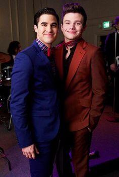 CrissColfer #Glee