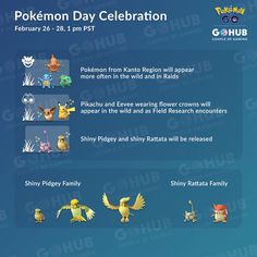 f9ca7adca In this News Roundup, we detail the appearance of Smeargle, the Pokémon Day  Celebration Event, Adventure Sync Bugs, and the new rewards for PVP battles.