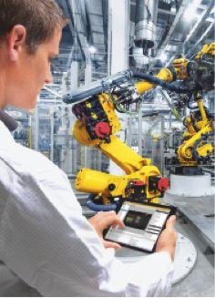 Beveiliging is onmisbaar bij industriële 4.0 installaties…