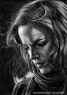 Hermione by Fantaasiatoidab on deviantART