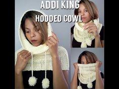 Addi Knitting Pattern No 2 - Clouds - Jaquard - YouTube