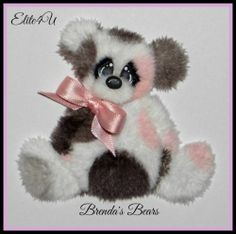 tear bear by scrapping4amanda @eBay