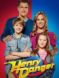 Henry Danger Mom : henry, danger, Henry, Danger, Ideas, Norman,, Nickelodeon,, Jason, Norman