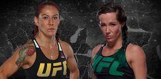 Między Cris Cyborg i Angelą Magana doszło do konfrontacji podczas weekendowego spotkania zawodników UFC  |  FIGHT24.PL - MMA i K-1, UFC