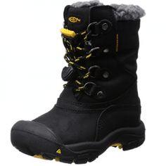 KEEN Basin WP Winter Boot (Toddler/Little Kid/Big Kid) - Boys Snow Boots Toddler Snow Boots, Boys Snow Boots, Winter Boots, Ski Vacation, Look Good Feel Good, Big Kids, Hiking Boots, Basin, Shoes