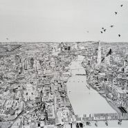 So this is London by Clare Halifax | Buy Affordable Art Online | Rise Art