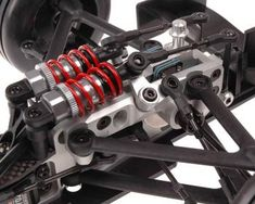 formula one suspension design images | Linkage replaces rear upper wishbone