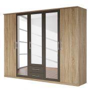 Rauch Drehturenschrank Valence Extra Eiche Sonoma Alpinweiss Home24 Separation De Salle Armoire Chambre Armoire Avec Miroir