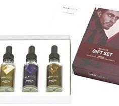 Men Rock Beard Oil Gift Set