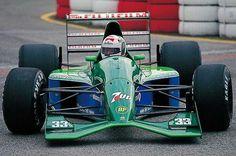 Andrea de Cesaris, Jordan-Ford, 1991