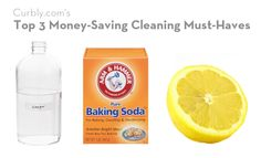 The Top 3 Money-Saving Cleaning Must-Haves!
