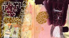 Orly's Avineri's Blog on Art Journaling.