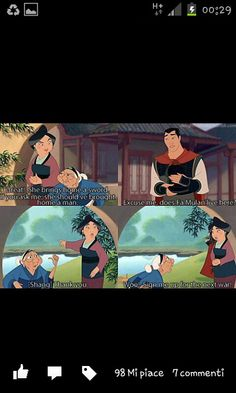 Sign me up! #mulan #disney #princess