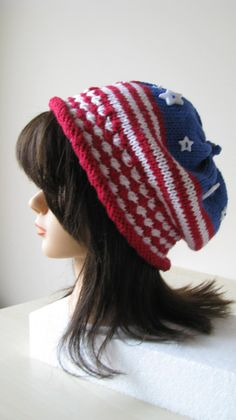 Instant Download Knitting Pattern  Summer Hat by NeedleLoveKnits, $3.99