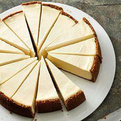 Classic New York-Style Cheesecake