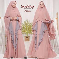 Aliva Syari by Mayra Fashion, Temples, Moda, Fashion Styles, Fashion Illustrations