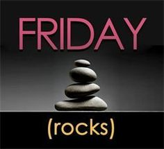 Friday rocks, Good promo for a special. All fridays this month stone massage off Happy Friday Pictures, Friday Images, Massage Envy, Massage Therapy, Massage Room, Baby Massage, Massage Wellness, Its Friday Quotes, Friday Humor